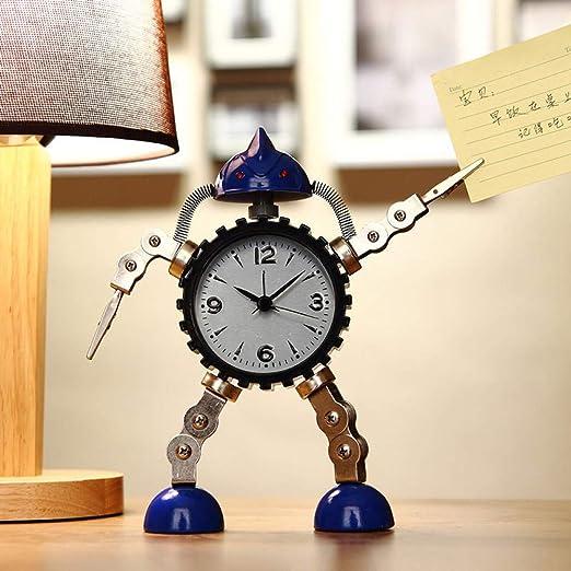 RUANRUAN Reloj De Engranaje Pequeño Creativo Estudiante Niños ...