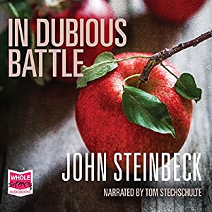 In Dubious Battle Audiobook