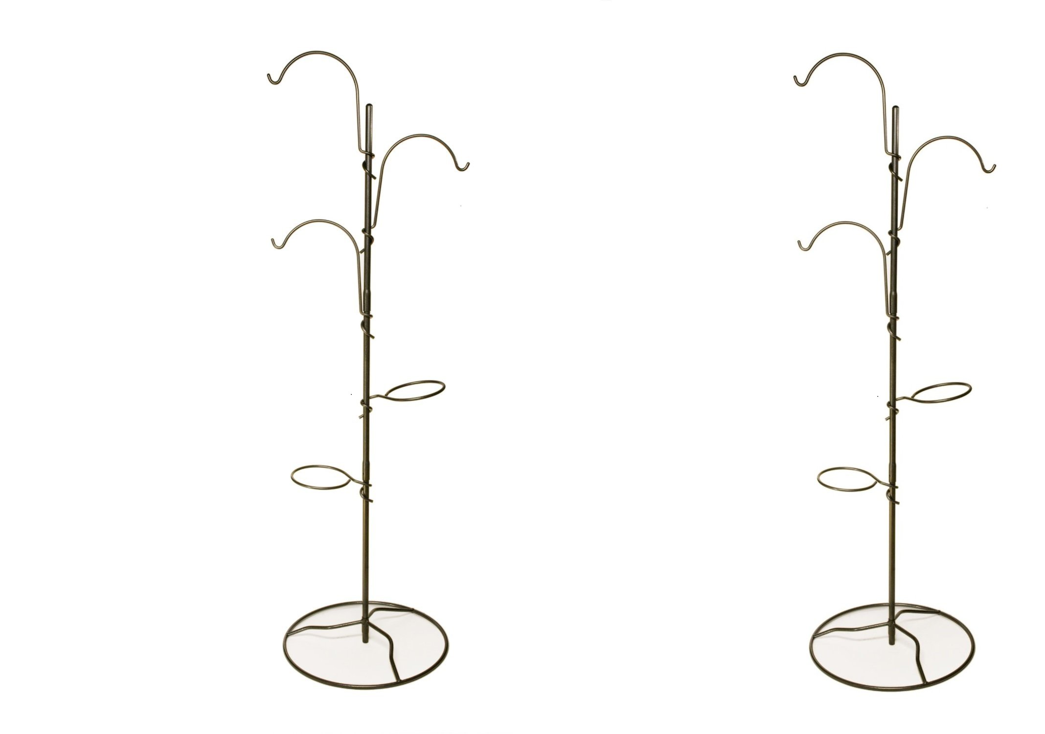 Yard Butler YT-5 Yard Tree Hanging Garden System (Pack of 2)