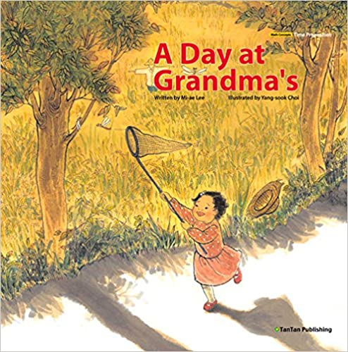 A Day At Grandma's por Mi Ae Lee epub