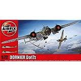 Airfix - Kit de modelismo, avión Dornier Do17Z, 1:72 (Hornby A05010)