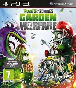 Plants Vs Zombies Garden Warfare Sony Playstation3 Amazon Es