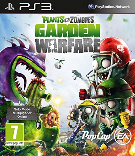 Plants Vs Zombies Garden Warfare Playstation 4 Amazon Es Videojuegos