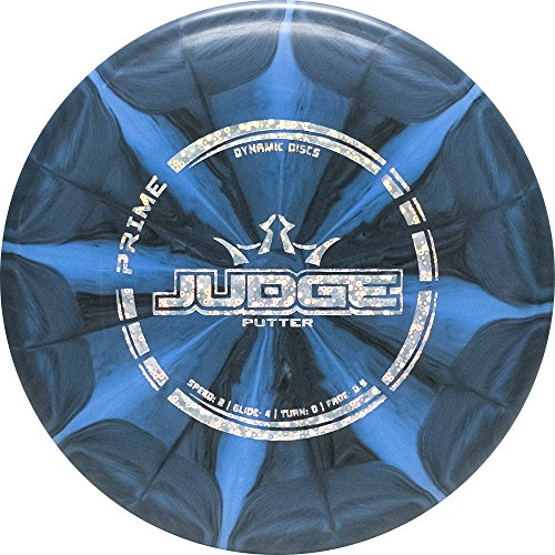 Dynamic Discs Disc Golf Prime Burst Judge Putter Disc Golf Disc - Golf Disc Putter