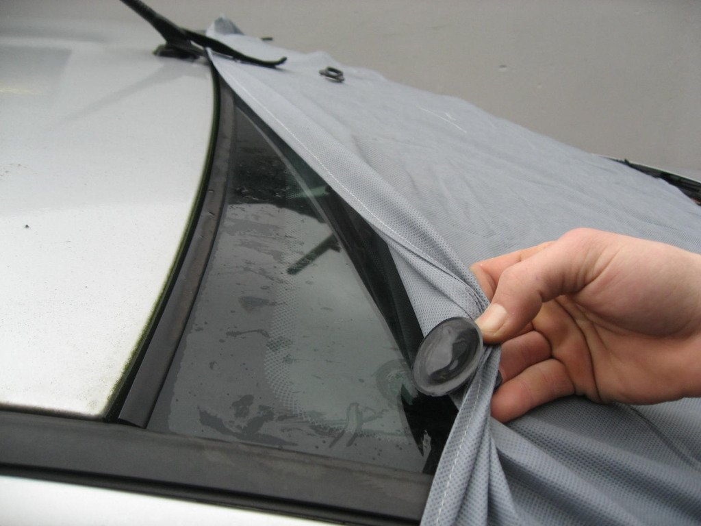 wlw Vauxhall ASTRA MK5 05 on WINDSCREEN FROST ICE SNOW PROTECTOR MIRRORS COVER CAR