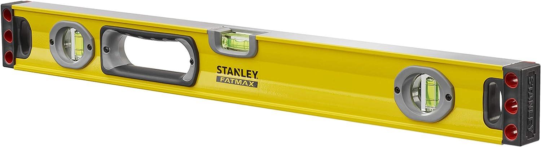 Stanley Nivel tubular FatMax 60 cm 1-43-524, Amarillo, 60cm