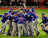 "Chicago Cubs 2016 World Series Game 7 Celebration Photo (8"" x 10"")"