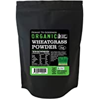 Honest to Goodness Organic Wheatgrass Powder, 1kg