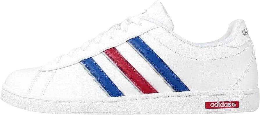 adidas neo bleu blanc rouge