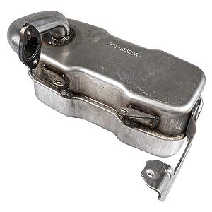 MTD 951-10529A Single Inlet Muffler