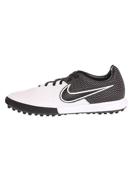 the best attitude 0d5a9 7bba7 Nike Magistax Finale TF, Botas de fútbol para Hombre, Blanco (White Black),  42 EU  Amazon.es  Zapatos y complementos
