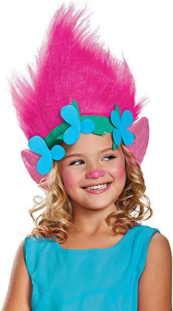 Trolls- Poppy Character Child Headband