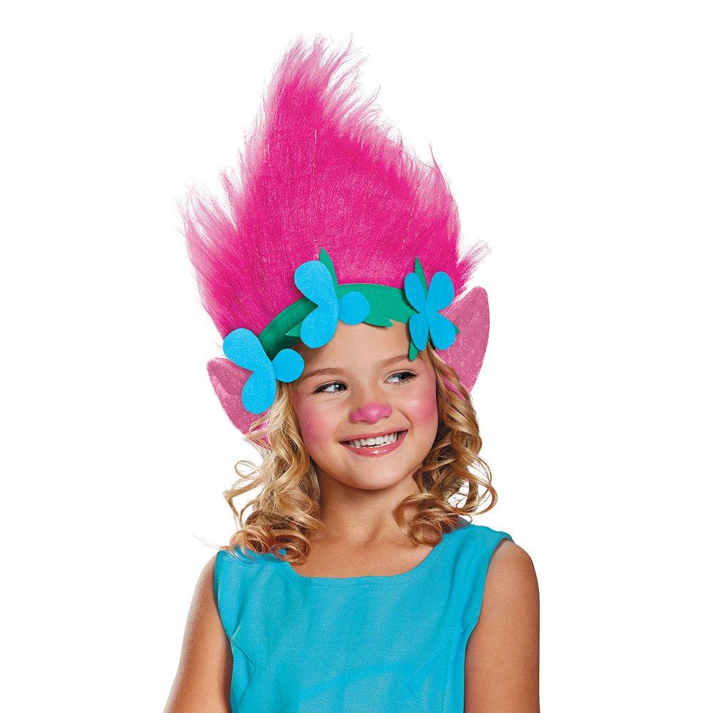 Poppy Child Trolls Headpiece, One Size