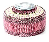 European Princess jewelry jewelry box ear ring box jewelry storage box Dinner clutch bag-A