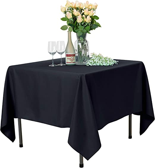 70 x 90 tablecloth fits what size table