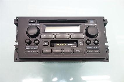 Amazoncom Acura TL Radio AM FM CD Player SkAza Automotive - Acura tl radio