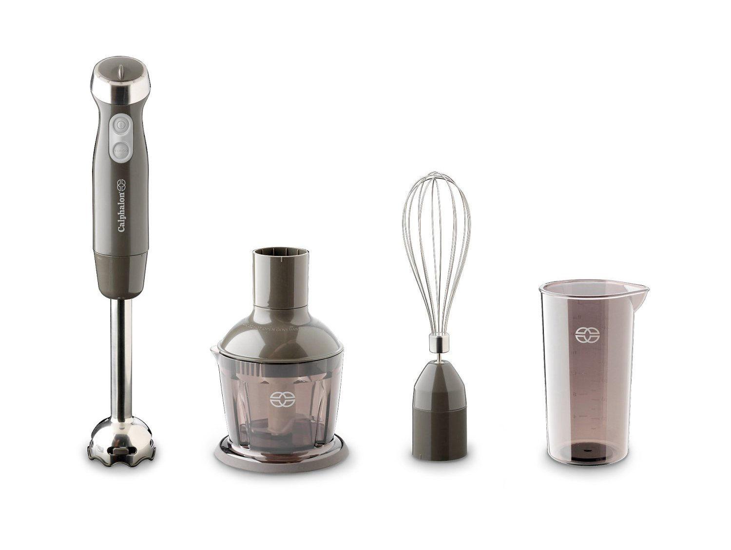 Amazon.com: Calphalon 3-in-1 Immersion Blender: Kitchen & Dining