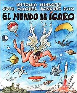 El mundo de Ícaro (Fuera de Colección): Amazon.es: Mingote ...