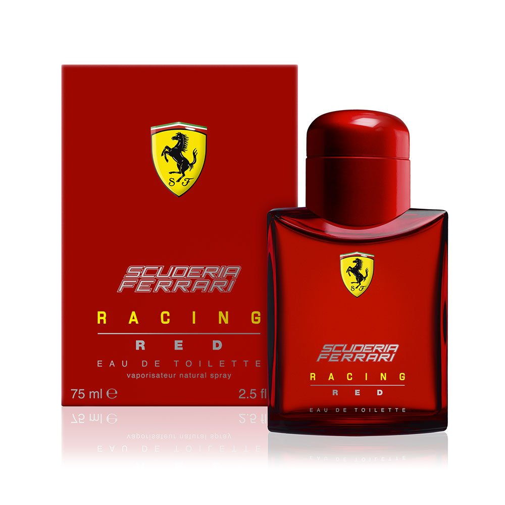 Ferrari Scuderia Ferrari–Racing Red Eau de toilette Spray 75ml