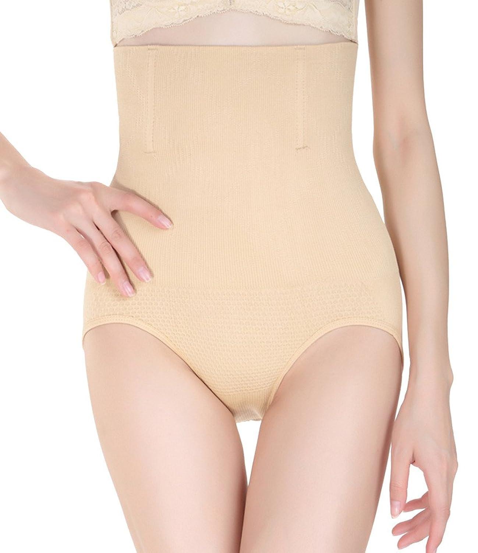 SEXYWG Women High Waist Shapewear Full Brief Firm Control Tummy Slimming