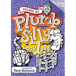 Colour Me Plumb Silly: Book 1: A5