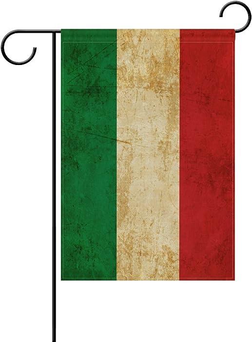 Top 10 Polyester Plain Garden Flag