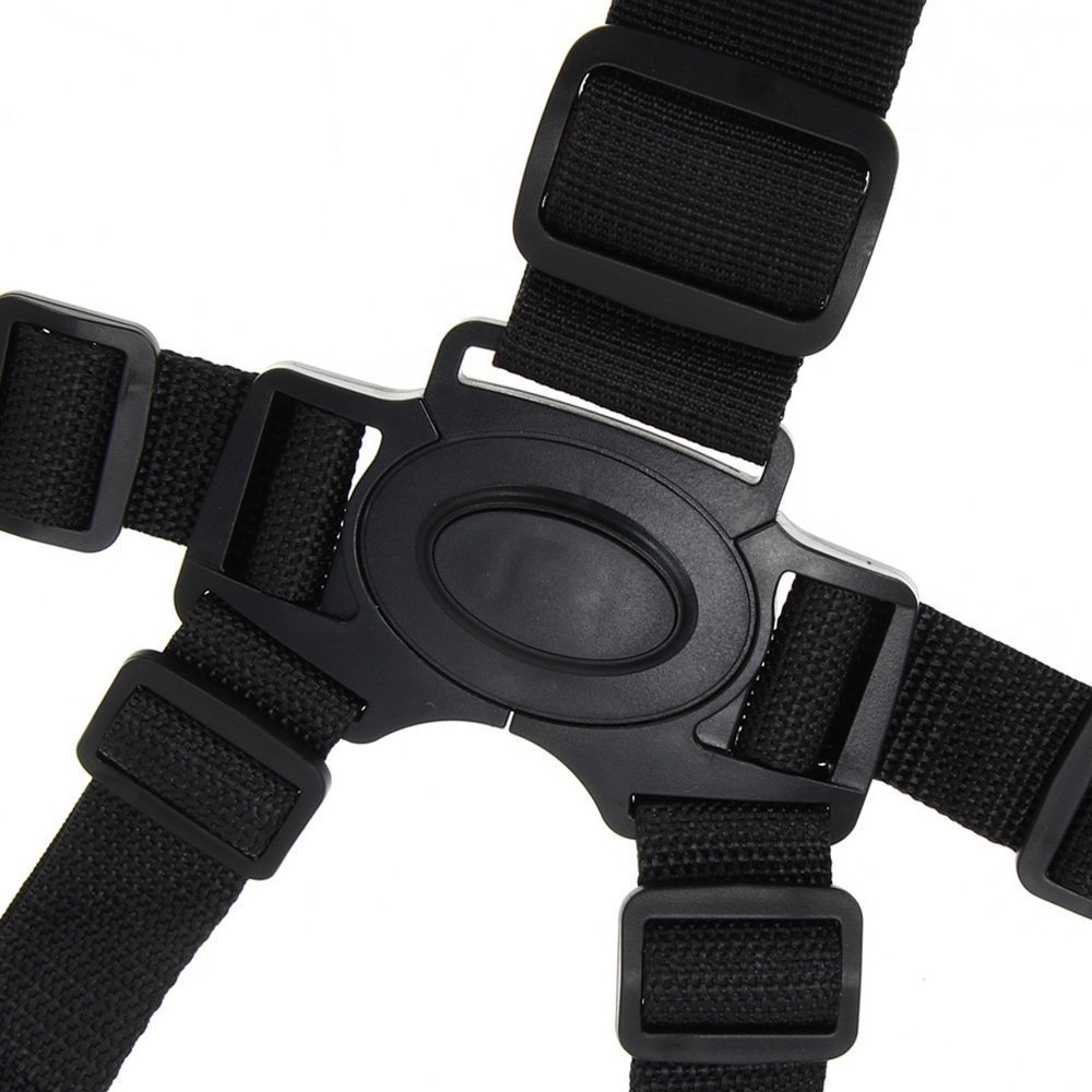 Universal Baby Point Harness Safe Belt Seat Belts Holder for Children high chair replacement Yulakes