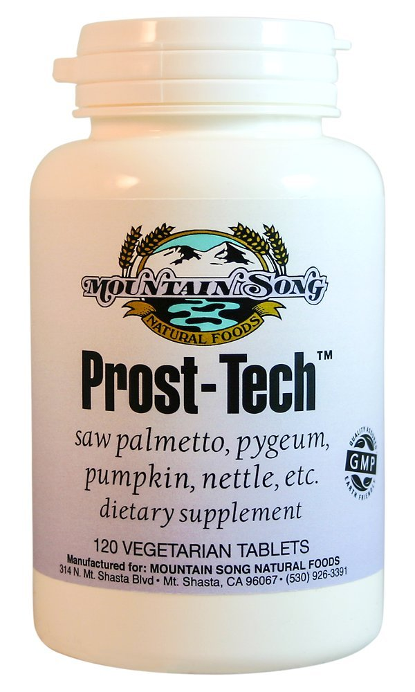 Prostate Supplement with Saw Palmetto Extract, Pygeum Extract, Beta Sitosterol Complex, Nettles, Pumpkin Seed, Lycopene and More.. Prostate Health Support Economical Two Month Supply 120 Tablets.