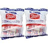 Necco The Original Candy Wafer, Fat Free & Gluten Free, 4 oz (Pack of 2)