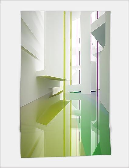 minicoso toalla de baño abstracto papel pintado textura fondo de close Up fragmento de pintura al