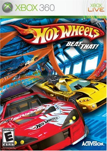Hot Wheels: Beat That - Xbox 360 by Activision