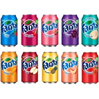 American Fanta Discovery Selection (x10 latas)