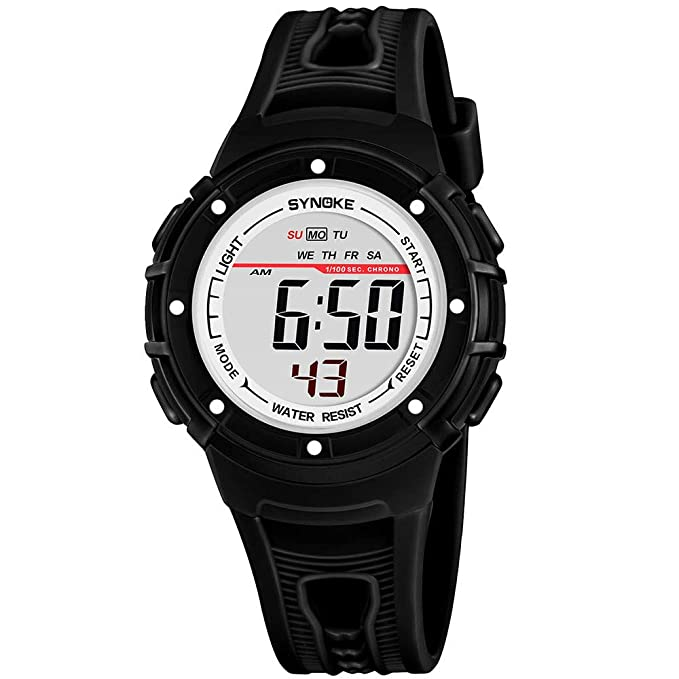 Rcool Relojes suizos relojes de lujo Relojes de pulsera Relojes para mujer Relojes para hombre Relojes deportivos,Reloj multifuncional impermeable 50M: ...