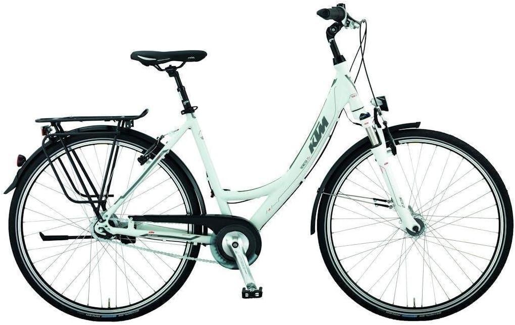 KTM Veneto 8 Light Mujer Bicicleta City Bike 28 Pulgadas, 8 ...