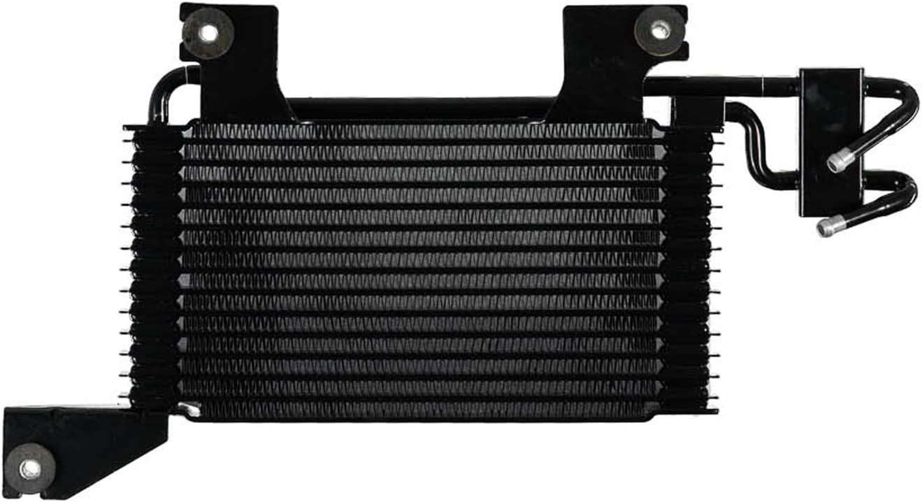 OE Replacement 2007-2013 NISSAN SENTRA Automatic Transmission Oil Cooler Assembly Partslink Number NI4050105