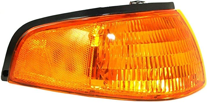 Side Corner Parking Marker Turn Signal Lamp Light Left Driver for 93-96 Escort