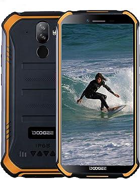 DOOGEE S40 (3Go+32Go)-Sólido Móvil Libre Robusto 4G Android 9.0 ...