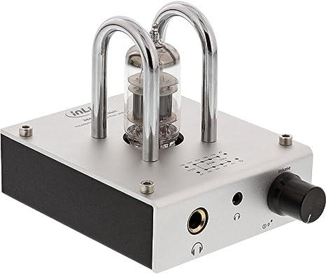 InLine 99206I Amplificador para audífono 32-bit/384kHz ...