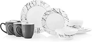 product image for Corelle Boutique Stone 16-Piece Dinnerware Set, Service for 4