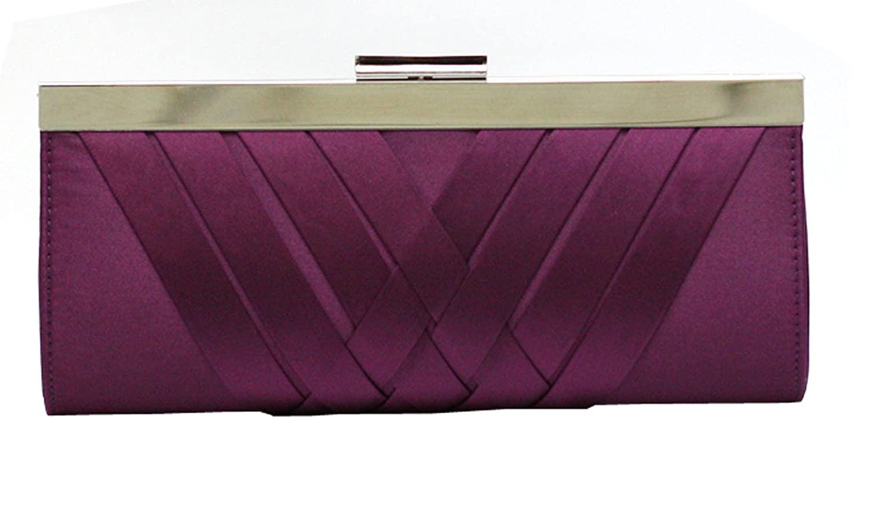 Luckyst Compact Models Wild Temperament Handbag Woven Evening Bag Banquet Bag