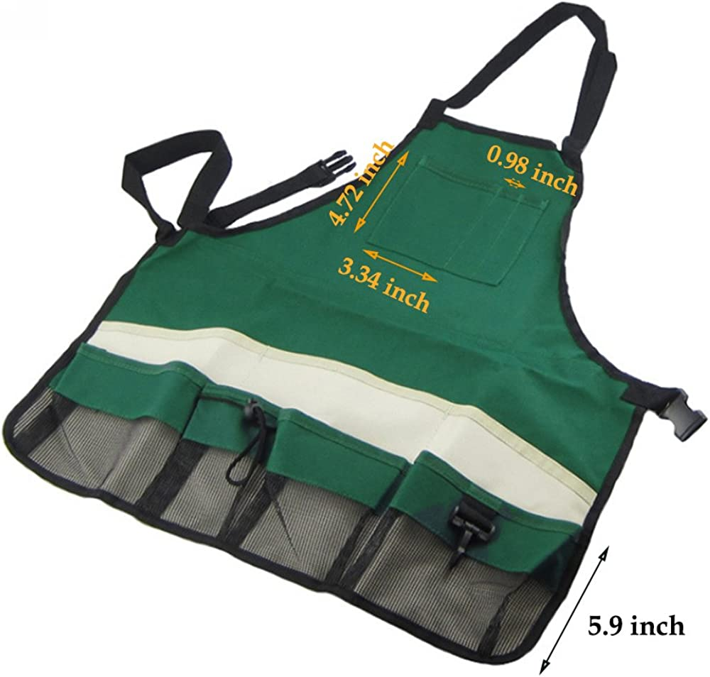 Details about  /Ambesonne Apron Adjustable Strap for Gardening Cooking Standard Size