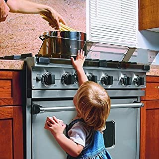 Adjustable Stove Safety Guard