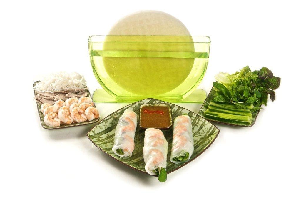 New Star International Rice Paper/Egg Roll Water Bowl