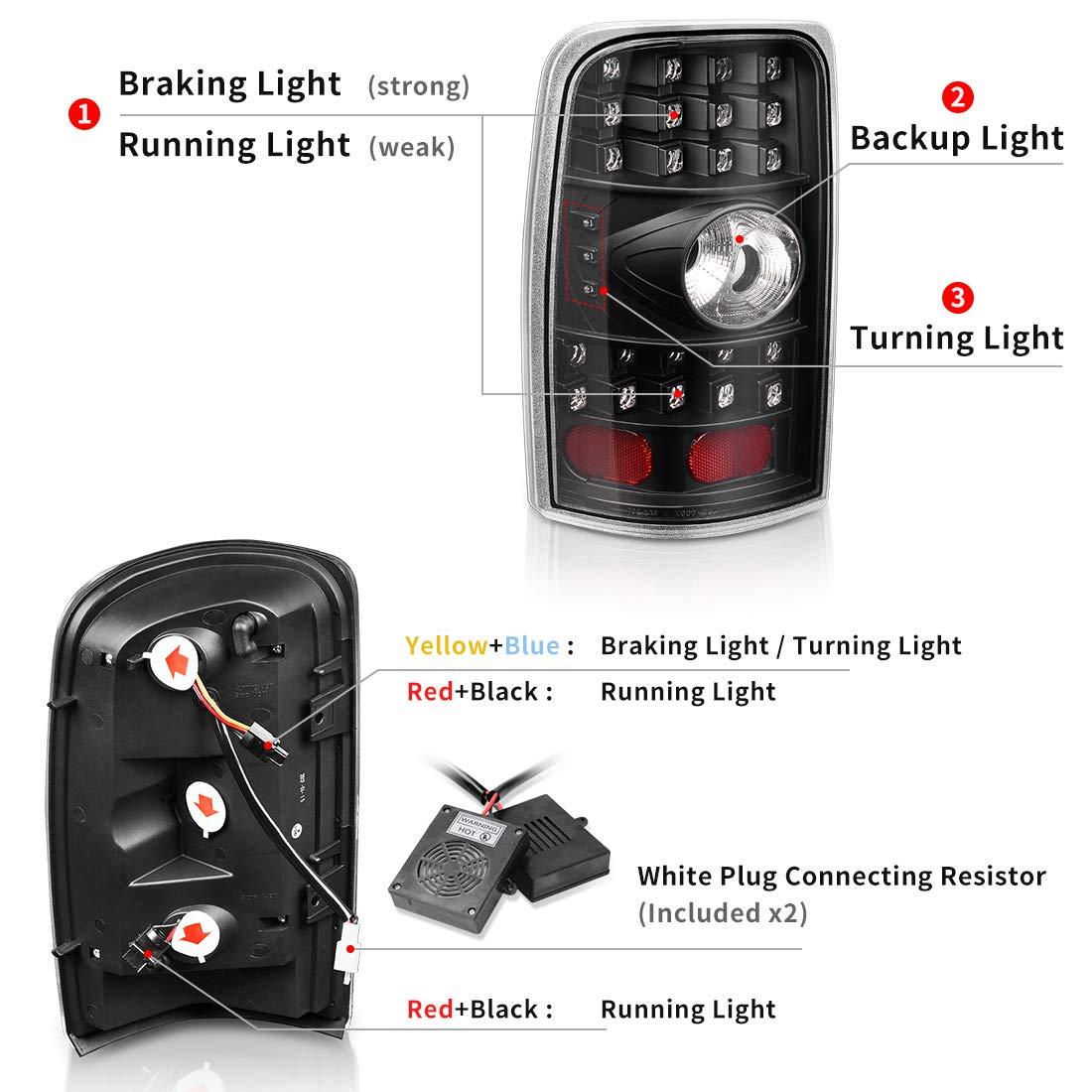 -Black 100W Halogen Larson Electronics 1015P9INNHY 6 inch 1998 Union City Body P-12 High Corner mount spotlight Driver side WITH install kit