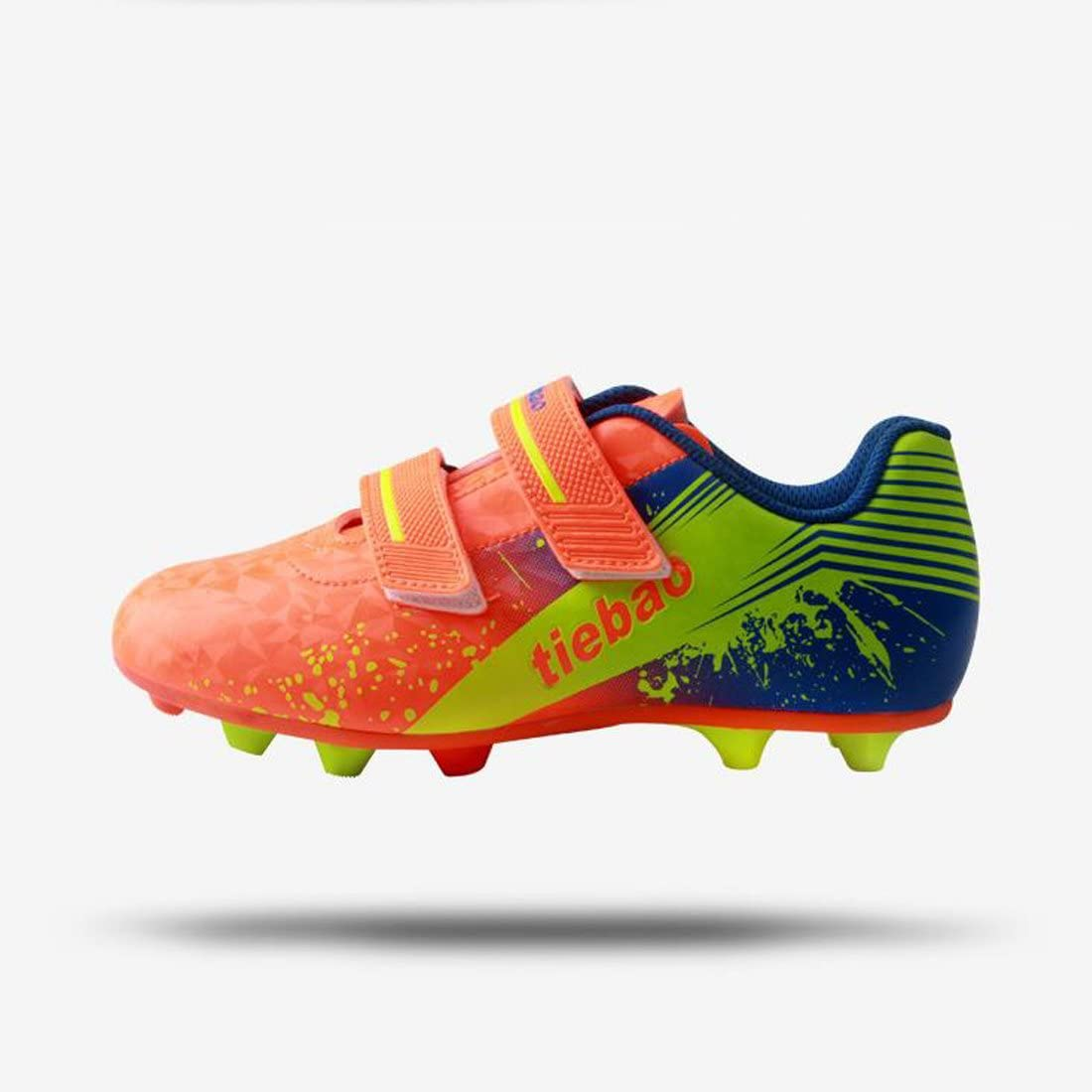 Yitaotaous Youth Soccer Shoes Indoor Soccer Ball Shoes for Kids