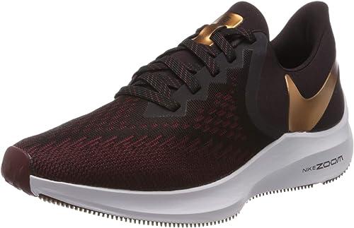 NIKE Wmns Zoom Winflo 6, Zapatillas de Running para Mujer: Amazon ...