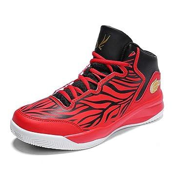 Xxoshoe Zapatillas de Baloncesto para niños Zapatillas Altas ...