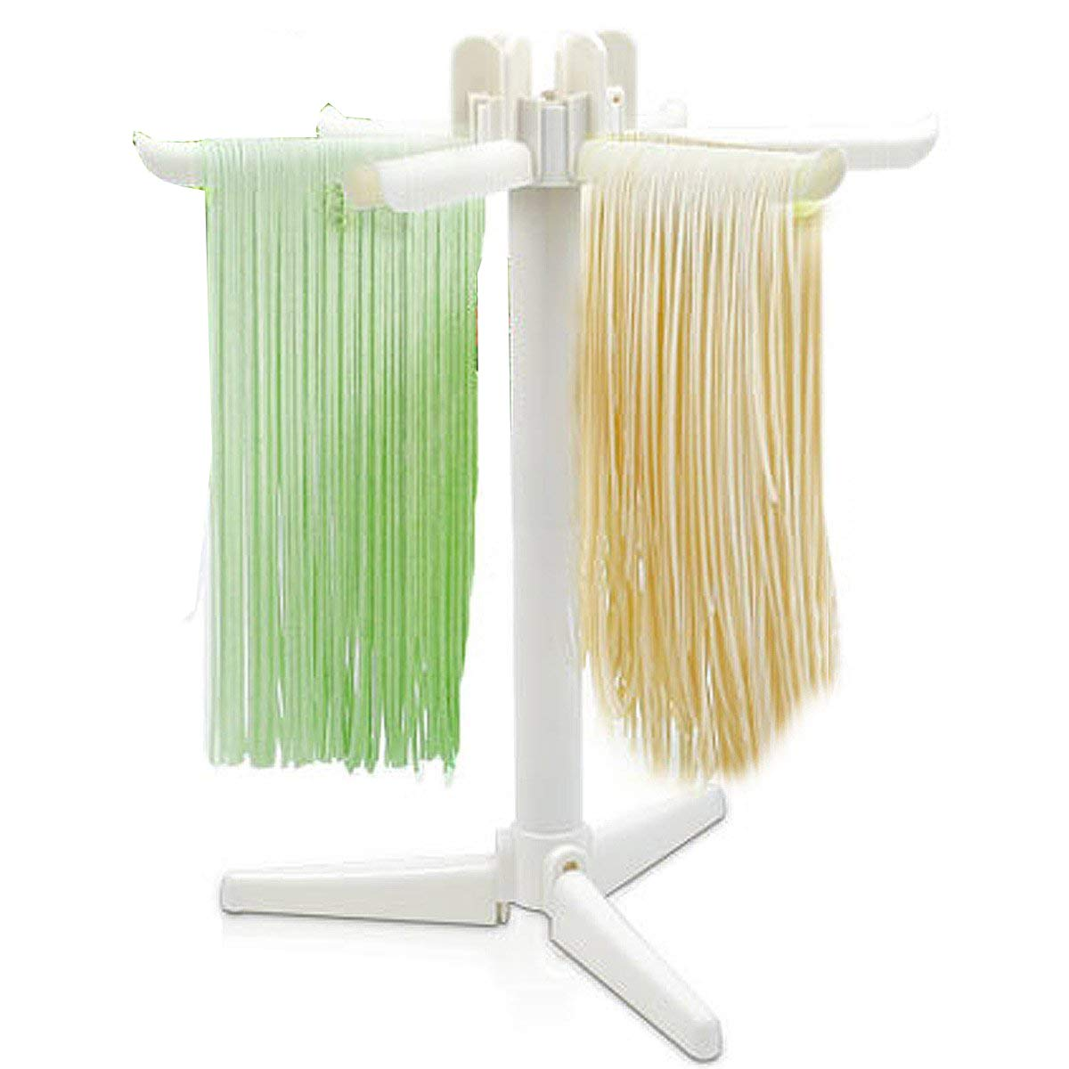 NANHONG Collapsible Pasta Drying Rack Spaghetti Noodles Dryer Stand Holder CF21