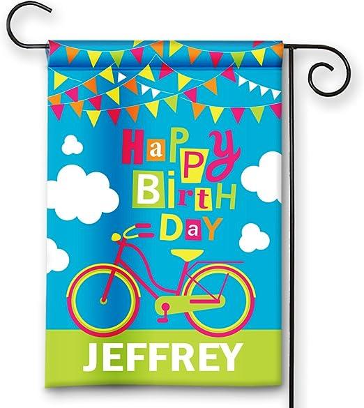 Feliz cumpleaños Navidad cumpleaños adultos niños bicicleta ...