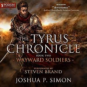 Wayward Soldiers Audiobook